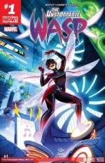The Unstoppable Wasp vol 1 # 1