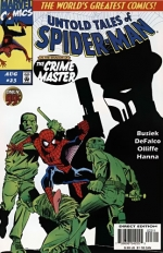 Untold Tales of Spider-Man # 23