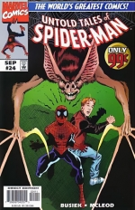 Untold Tales of Spider-Man # 24
