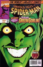 Untold Tales of Spider-Man # 25