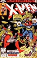 Uncanny X-Men Annual vol 1 # 4