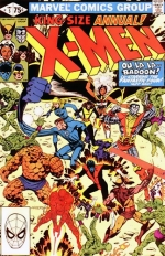 Uncanny X-Men Annual vol 1 # 5