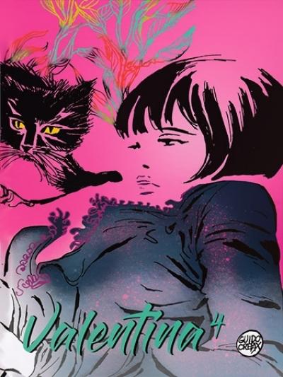 Risultati immagini per guido crepax gatti