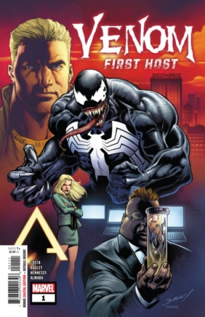 Venom: First Host # 1