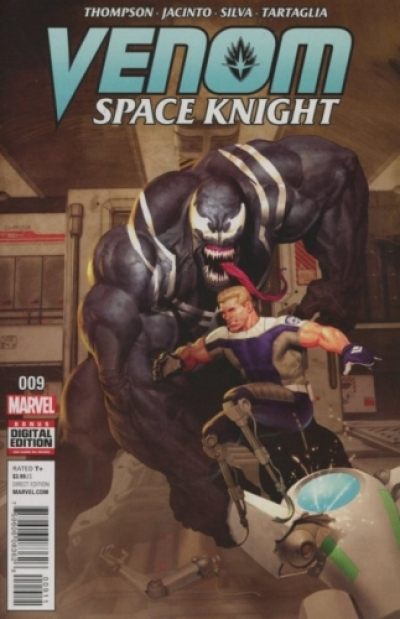 Venom Space Knight # 9