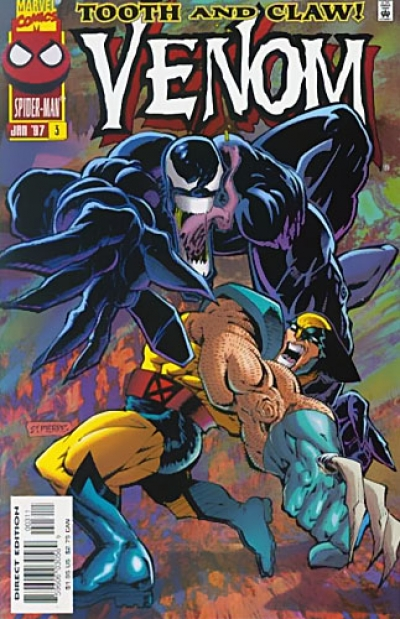 Venom: Tooth and Claw # 3