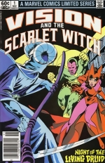 Vision and the Scarlet Witch vol 1 # 1