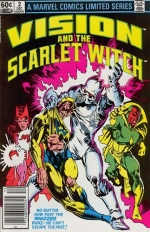 Vision and the Scarlet Witch vol 1 # 2