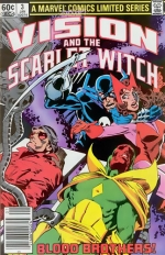 Vision and the Scarlet Witch vol 1 # 3