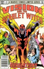 Vision and the Scarlet Witch vol 1 # 4
