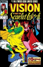 Vision and the Scarlet Witch vol 2 # 1