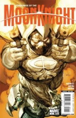Vengeance Of The Moon Knight # 1