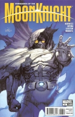 Vengeance Of The Moon Knight # 6