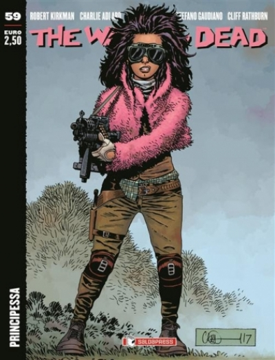 The Walking Dead (Mensile) # 59