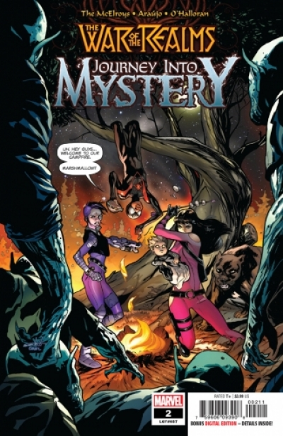 War of the Realms: Journey Into Mystery # 2