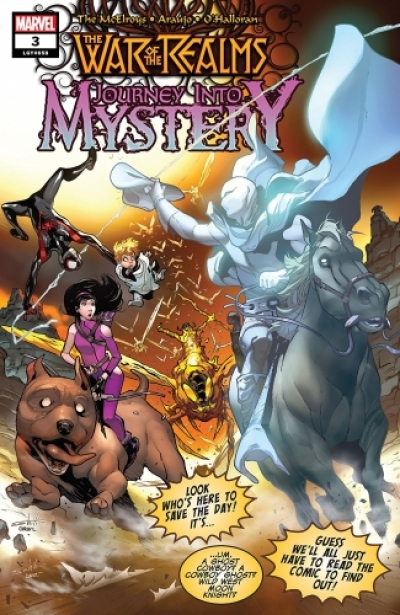 War of the Realms: Journey Into Mystery # 3