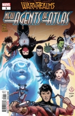 War of the Realms: New Agents of Atlas # 1