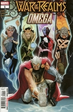 War of the Realms Omega # 1