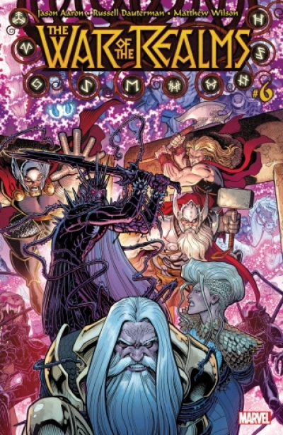 War of the Realms # 6