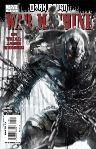 War Machine vol 2 # 11