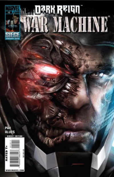 War Machine vol 2 # 12