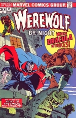 Werewolf by Night # 15