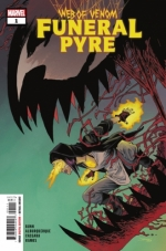 Web of Venom: Funeral Pyre # 1