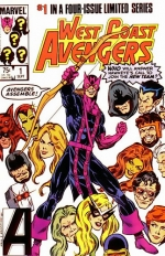 West Coast Avengers vol 1 # 1