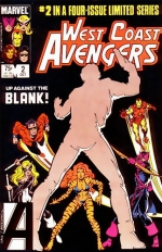 West Coast Avengers vol 1 # 2