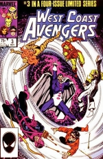 West Coast Avengers vol 1 # 3