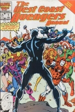 West Coast Avengers Annual # 1