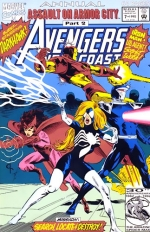 West Coast Avengers Annual # 7