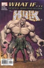 What If General Ross Had Become the Hulk? # 1