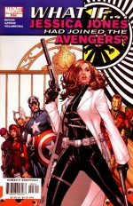What If Jessica Jones Had Joined the Avengers? # 1