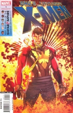 What If? X-Men - Rise And Fall of the Shi'ar Empire # 1