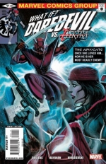What If? Daredevil vs. Elektra # 1