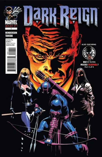 What If? Dark Reign # 1