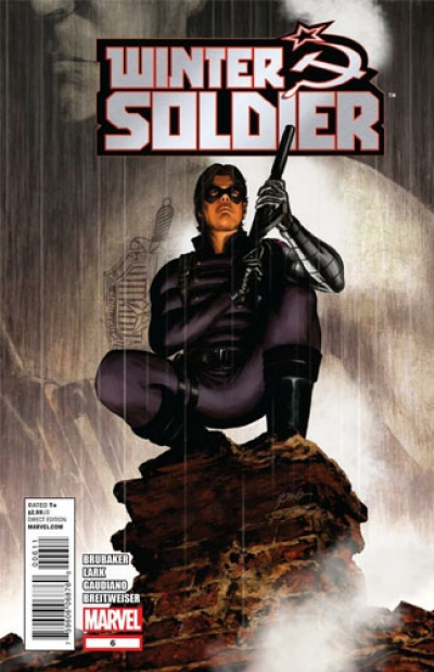 Winter Soldier vol 1 # 6