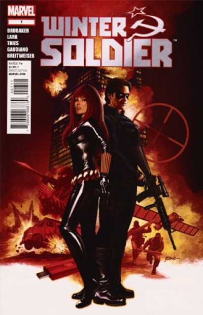Winter Soldier vol 1 # 7