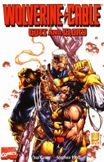 Wolverine / Cable # 1