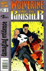 Wolverine and the Punisher: Damaging Evidence # 3