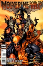 Wolverine: Road to Hell # 1