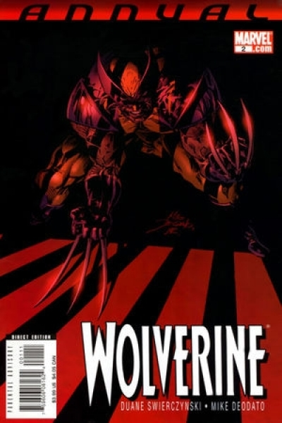 Wolverine Annual vol 3 # 2