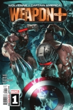 Wolverine & Captain America: Weapon Plus # 1