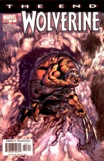 Wolverine: The End # 3