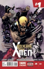Wolverine and the X-Men vol 2 # 1