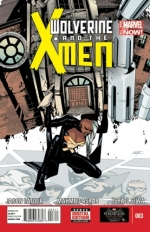 Wolverine and the X-Men vol 2 # 3
