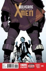 Wolverine and the X-Men vol 2 # 5