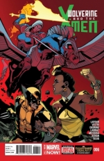 Wolverine and the X-Men vol 2 # 6