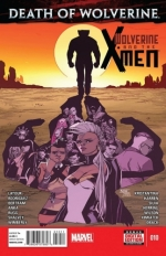 Wolverine and the X-Men vol 2 # 10